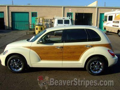 Chrysler Amp Dodge Graphics Pt Cruiser Woody Kit Beaver