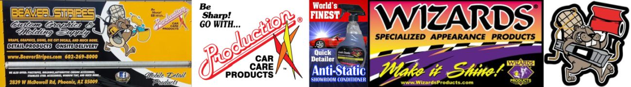 Detailing Products SDS