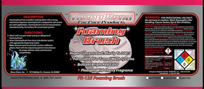 Foaming Brush