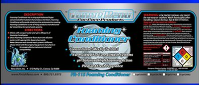 Foaming Conditioner