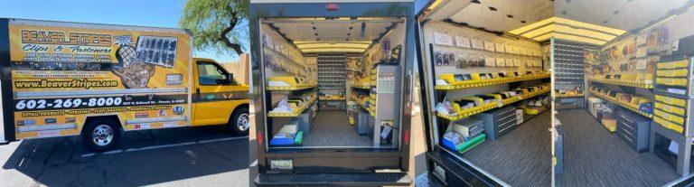 Fastener Truck