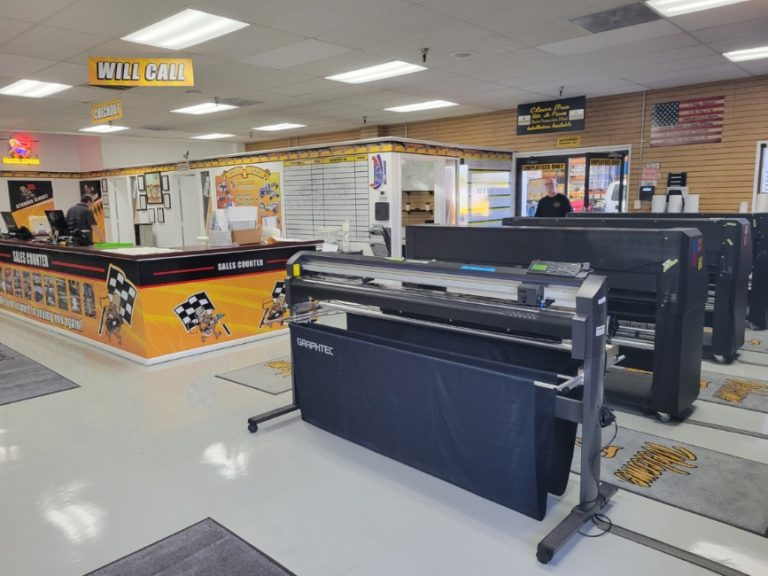 Large Format Plotters and Printers